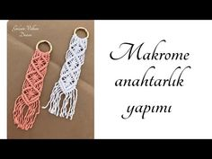 Odd Molly, Macrame Earrings, Macrame Bracelets, Youtube, Boho Fashion, Make It Yourself, Creative, Crafts, Nice