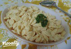 Felvert galuska burgonyával | Nosalty Risotto, Grains, Rice, Ethnic Recipes, Food, Essen, Meals, Seeds, Yemek