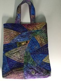 Evening Mist Bag Pattern