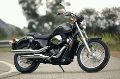 Pretty decent ride - Honda Shadow 125cc. Get you #motorbike licence with www.GetMyCBT.com