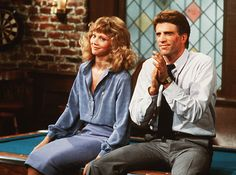 Sam and Diane (Shelley Long and Ted Danson), Cheers