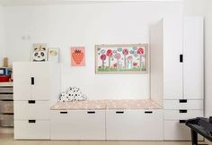stuva ikea unit kids room storage play room design styling babyzimmer ideen - The world's most private search engine Ikea Kids Storage, Baby Room Storage, Playroom Storage, Playroom Design, Storage Ideas, Ikea Kids Room, Kids Room Paint, Kids Bedroom, Baby Room Design