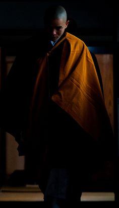 Japanese Buddhist monk,Kyoto