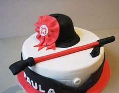 Bake My Day Celebration Cakes Festkager | Lifestyle Horse riding, teen birthday cake in fondant