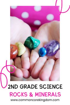 This 1st and 2nd grade rocks and minerals unit includes vocabulary cards, a mini book, a foldable book activity, lab experiments and a quiz. Elementary Science, Elementary Teacher, Igneous Rock, Vocabulary Cards, Science Lessons, Rocks And Minerals, Mini Books, Book Activities, Lab