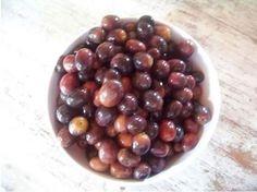 olives noires – préparation maison Comment préparer soi-même des olives noires aux herbes en saumure