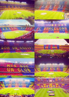 Camp Nou, or our home <3