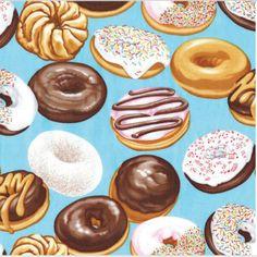 Donut Fabric | 31 Insane Fabrics You Can Actually Buy