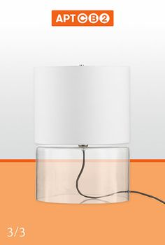 APTCB2 - Greyline Table Lamp