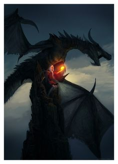 Dragonrider, guardian, or terror, or the skies.
