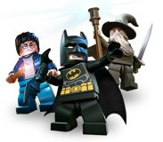All your favorite Lego characters. Free LEGO Video Games