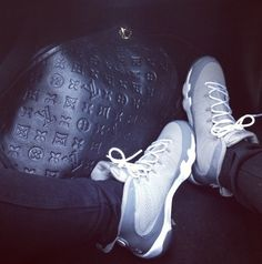 Cool grey 9s ...
