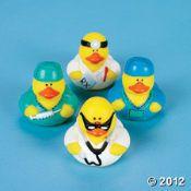$6.00  Per Dozen  Dr. rubber ducks for Doc McStuffins party
