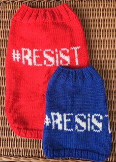 NOTE: ALL PATTERNS OFFERED HERE ARE FOR YOUR PERSONAL USE AND ARE NOT TO BE USED TO MAKE ITEMS FOR SALE ON ETSY OR ELSEWHERE. THANK YOU! #RESIST    Here's one way to let everyone know you &#8…