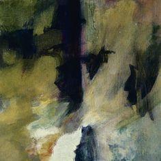 Studie 09, 2000 (P.Wienand) Acryl auf Leinwand/Holz, 25 x 25 cm