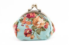Oversized Vintage Coin Purse