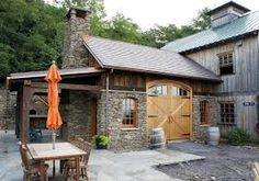 Image result for stone barn house