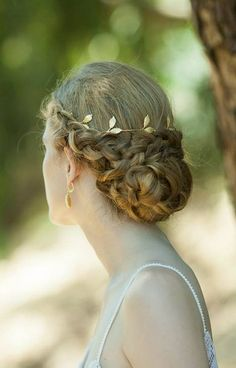 silver wedding bridal tiara,Wedding Hair Accessories ,bridal tiara, greek wedding crown , Wedding Veils wedding tiara Aphrodite is a flexible pin