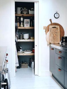 KWS kitchen and larder