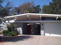 Mid Century Modern Atomic Indy: Bay Area Eichlers