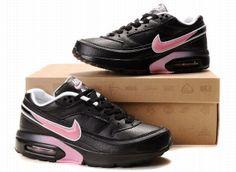 best service 31004 ea862 Black And Pink Nike Air Max BW Shoes Womens 534834 Nike Air Max, Air Max