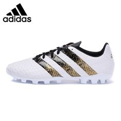 63.77$  Buy now - http://aliopy.worldwells.pw/go.php?t=32787772879 - Original New Arrival  Adidas ACE 16.4 AG Men's Football Shoes Soccer Shoes Sneakers 63.77$