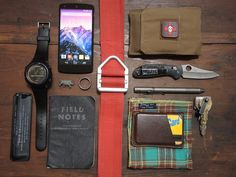 Every Day Carry Essentials For The Prepared Gentleman