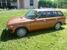 1979 Honda CVCC Wagon 4-Door