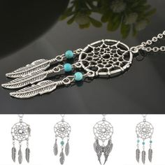 Latest Fashion Retro Dream Catcher Pendant Special Design Chains Necklace Gifts | eBay