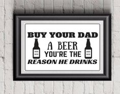 Grab 'em before they sell out! Custom Fathers Day, Fathers Day, Fathers Day Gift, Gifts for Him, Buy Your Dad a Beer, Boy Gifts, Dad of Boys, Daddy Son, Daddy and Son on my Etsy shop✨   https://www.etsy.com/listing/518574098/custom-fathers-day-fathers-day-fathers?utm_campaign=crowdfire&utm_content=crowdfire&utm_medium=social&utm_source=pinterest