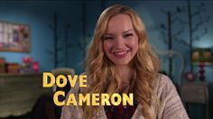 Dove Cameron Disney descendants I really want to see This movie