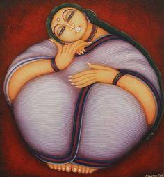 painting By Shekhar Paul