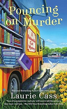 Dec 1. Pouncing on Murder: A Bookmobile Cat Mystery by Laurie Cass http://www.amazon.com/dp/0451476549/ref=cm_sw_r_pi_dp_bHFuvb1JGR169
