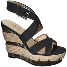 #shoes #wedge #sandals  $18