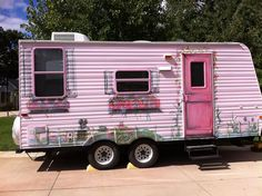 "I hope to make my ""bunkhouse"" smashing cool with vinyl wrap designs.....sometime....<);o"