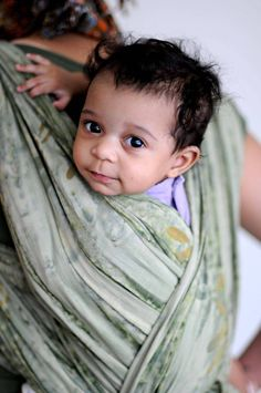 baby wearing.... nothing better