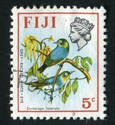 Fiji Stamp, 1970