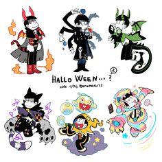 埋め込み画像 Character Concept, Concept Art, Character Design, Osomatsu San Doujinshi, Dark Anime Guys, Old Shows, Ichimatsu, Design Art, Chibi
