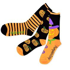 halloween crew socks