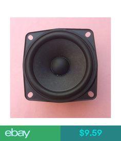 Home Speakers & Subwoofers 2Pcs 68Mm 8Ohm10W Full Range Neodymium Magnet Audio Speaker Loudspeaker Hifi Ew #ebay #Electronics