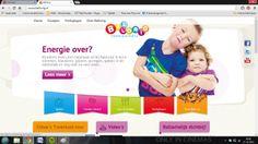 Een kleurige, overzichtelijke website die voor zowel ouders als kinderen duidelijk is. Geeft meteen de sfeer van het bedrijf weer.