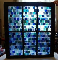 Stained Glass Mossiac