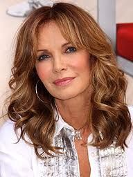 Jaclyn Smith has always had the best hair!!! Maybe a tad longer than this for me.