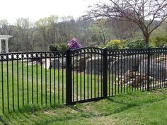 "Our blog on dressing up your fence with welded rings is up! Click the link to read more.  Powers Fence Supply is able to customize any order to meet your fencing needs.  Pictured is a 54"" Series A 3-channel with added welded rings..."