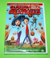 Cloudy with a Chance of Meatballs DVD. Free Shipping, Kid Movies