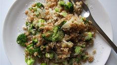 Farro Risotto with Broccoli : Recipes : do it Delicious