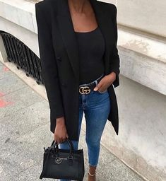 Inspiration : The post Inspiration : appeared first on Celebrity Trends Fashion Outfits, Womens Fashion, Fashion Tips, Fashion Trends, Fashion Fashion, Jean Outfits, Fashion Styles, Fashion Clothes, Fashion Ideas