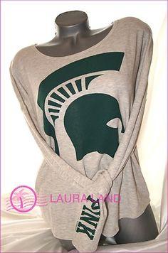 Go Michigan State Spartans! $33.33