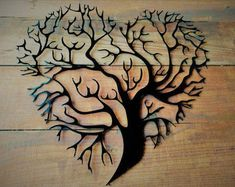 Items similar to Tree Of Life Metal Wall Art, Metal Tree of Life on Etsy - Metal Art Metal Tree Wall Art, Metal Wall Decor, Metal Art, Tree Wall Decor, Wall Art Decor, Wedding Tree Guest Book, Tree Wedding, Wedding Wall, Diy Wedding