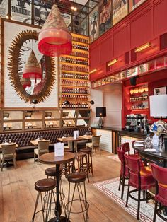 Visit Ibérica Manchester for a true taste of Spain. Take a table in the restaurant for authentic Spanish cuisine or join us at the bar for outstanding tapas with a glass of wine. Spanish Cuisine, Spanish Tapas, Tapas Restaurant, Restaurant Design, Bar Mirrors, Manchester Food, A Table, Spicy, Ikea